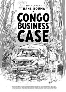 Congo BC affiche schets 1