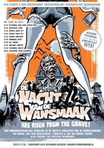 Wansmaak poster